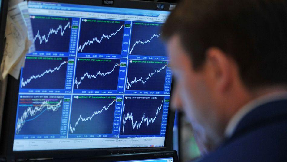 Die Börsen klettern immer weiter nach oben: Wie lange geht das noch gut?