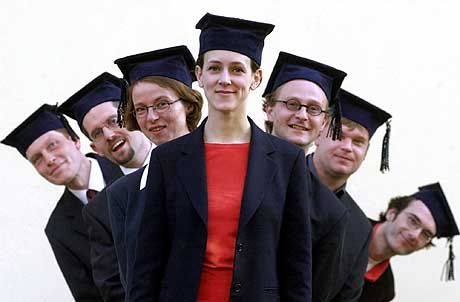 Doktoranden (in Erfurt): Keine Karrieregarantie