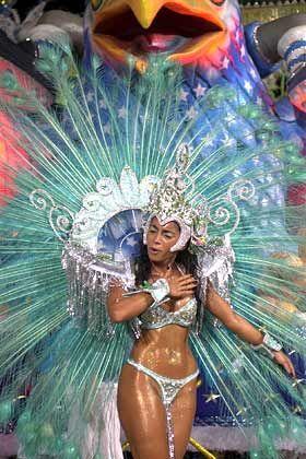 Hauptsache Spaß: Beim Karneval in Rio garantiert