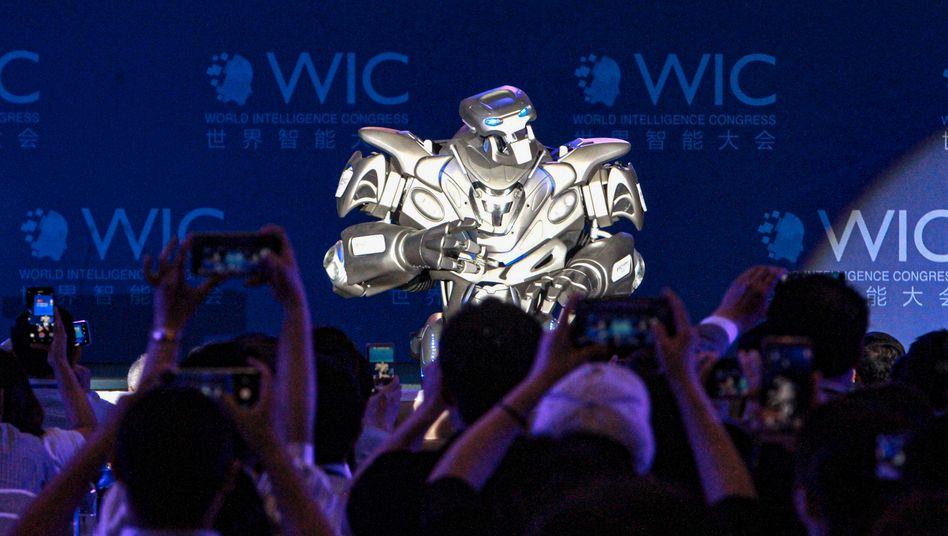 Superlativ der Technosphäre:China investiert Milliarden in neue Technologien - von KI über Quantencomputer bis zu 5G