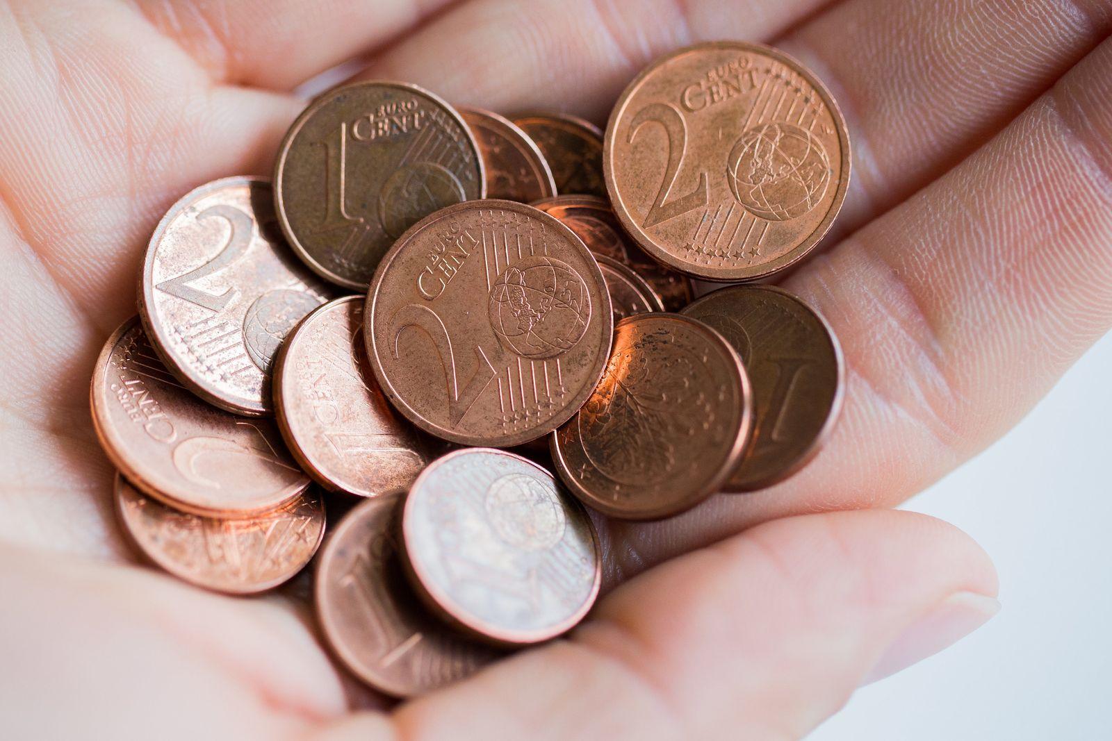 Münzen / Kleingeld / Kleve
