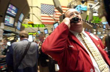 Konsum auf Pump: Das Defizit der USA macht nicht nur die Wall Street nervös