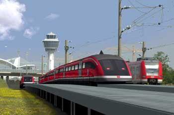 Transrapid bald auch in Bayern? In München wird über eine Trasse nachgedacht