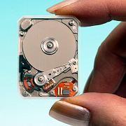 Kleine Scheibe: Mit dem Geschäft mit den Festplatten will Fujitsu künftig nichts mehr zu tun haben