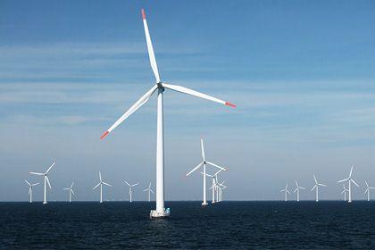 Windpark: Der Markt für Umwelttechnologien wächst
