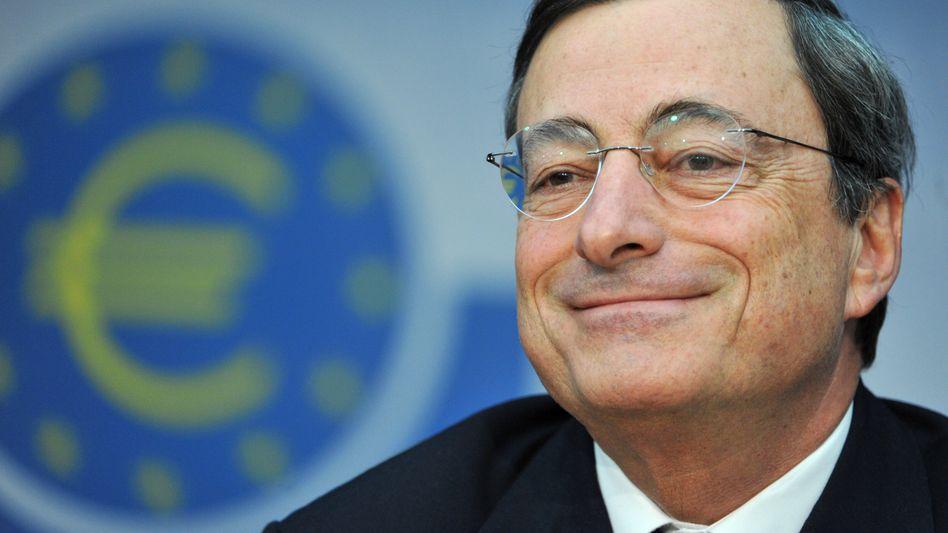 EZB-Chef Mario Draghi: Emotionale Angriffserklärung des Italieners