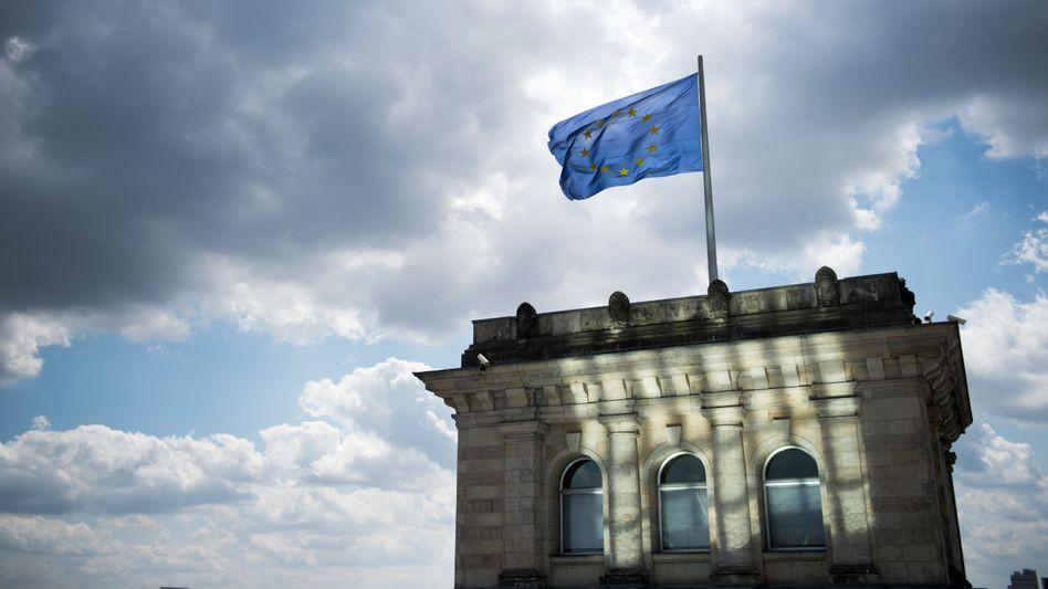 Reichstagsgebäude: Inwieweit ist Deutschland zum Konflikt mit China und damit zum Verzicht auf Wachstumschancen bereit?