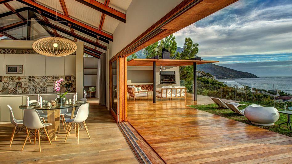 Keine Luftmatratze weit und breit: Airbnb- Luxus-Unterkunft in Südafrika