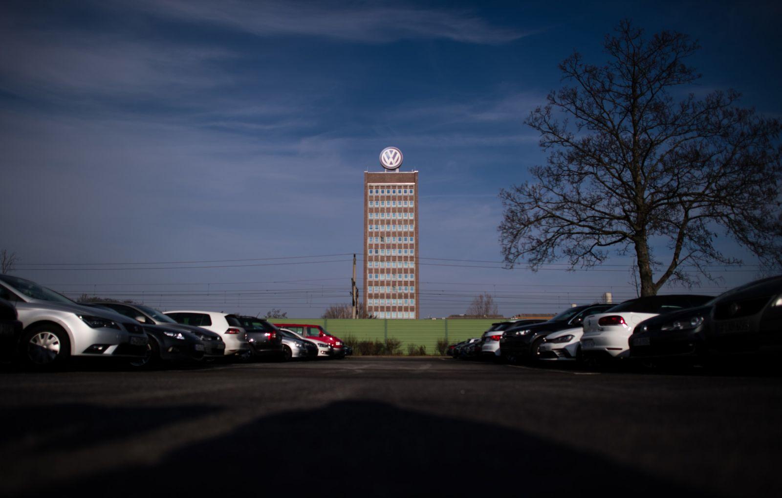 Abgass / Volkswagen