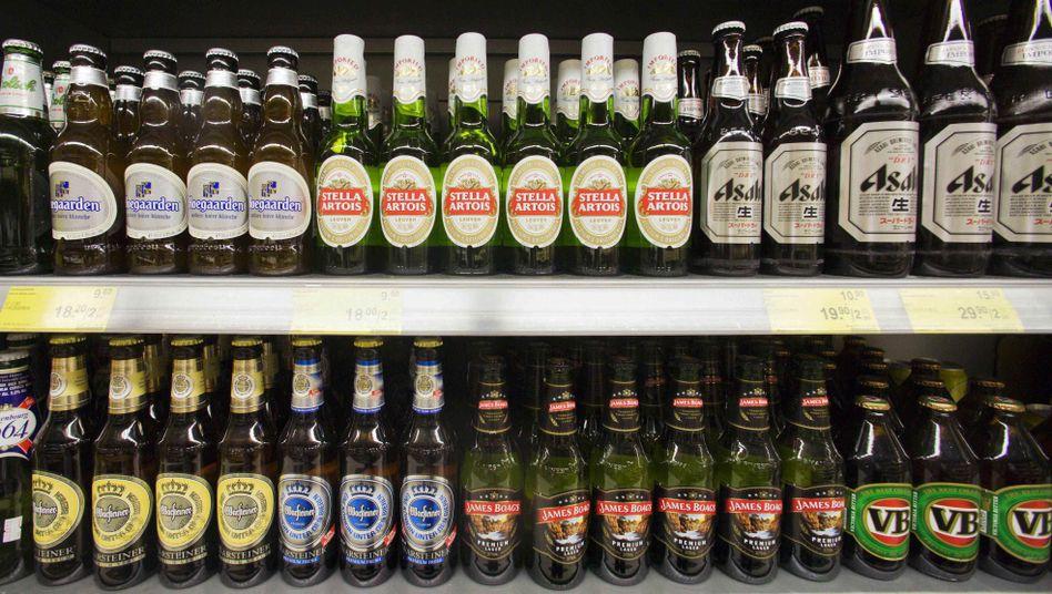 Megafusion im hart umkämpften Biermarkt