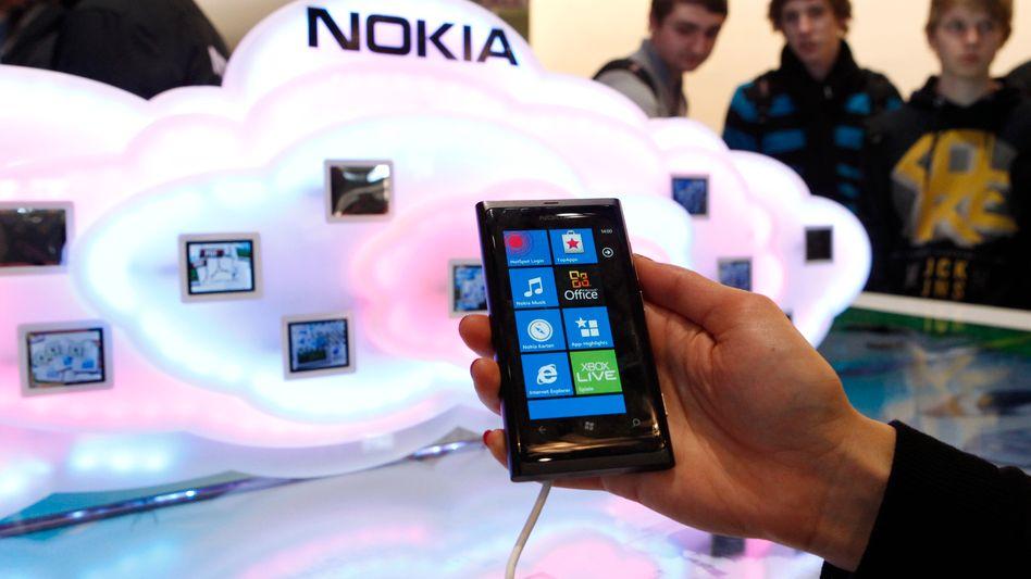 So oder so ähnlich: Nokia hat angeblich neue Smartphones im Köcher