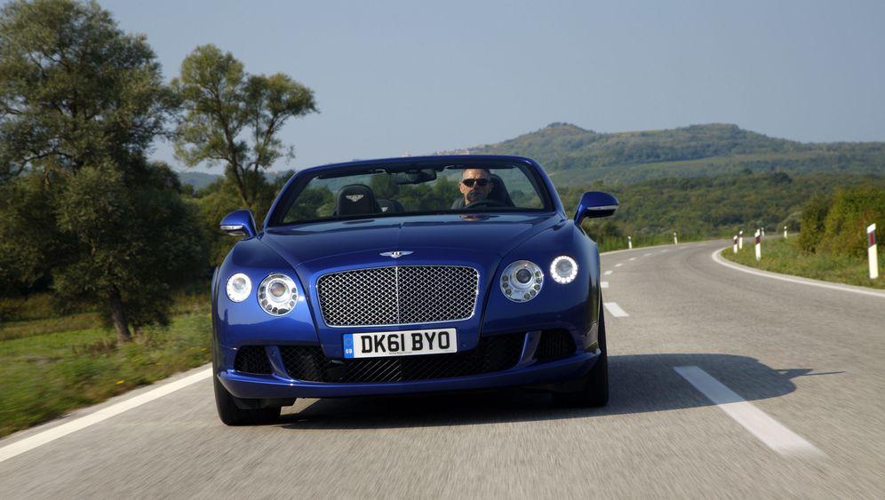 Bentley Continental GTC: Irgendwo ist immer Sommer