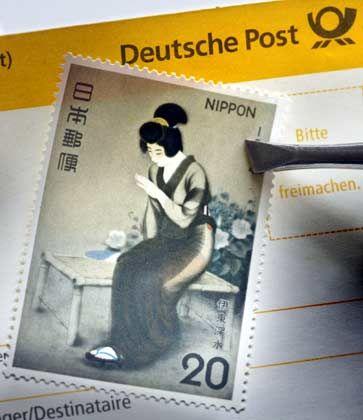 Expansion: Die Deutsche Post stiegt 2006 als erstes ausländisches Unternehmen in das Briefgeschäft in Japan ein