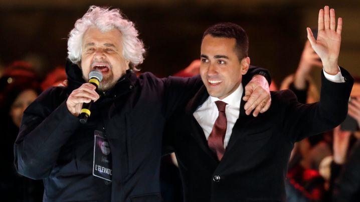 Italien nach der Wahl: Rechtsruck - Lega stiehlt Berlusconi die Show