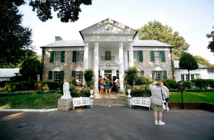 Haus von Elvis Presley: Für Millionäre viel zu gut besucht