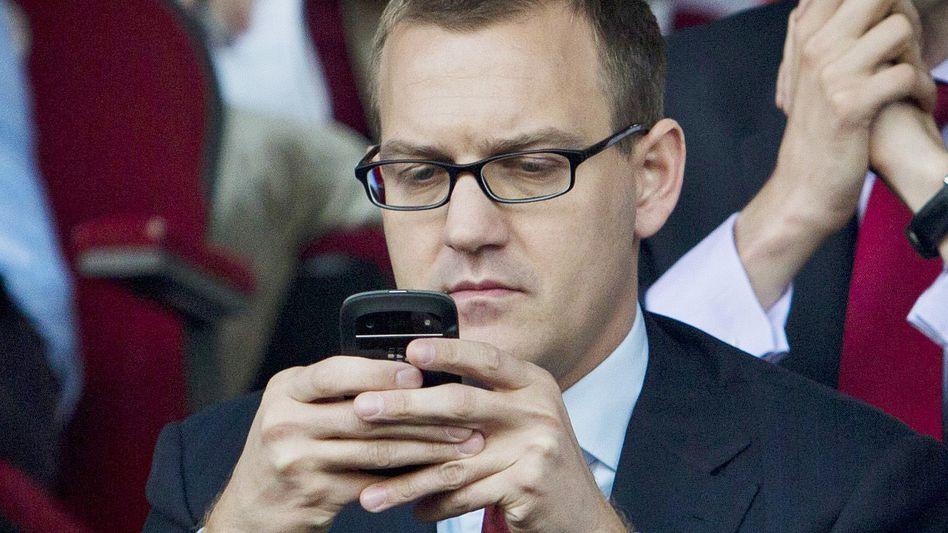 Der Tscheche Daniel Kretinsky ist auch Miteigentümer des Fußballvereins Sparta Prag