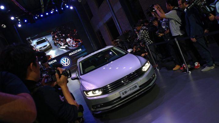 Peking will Joint-Venture-Regeln lockern: So stehen westliche Autokonzerne in China da