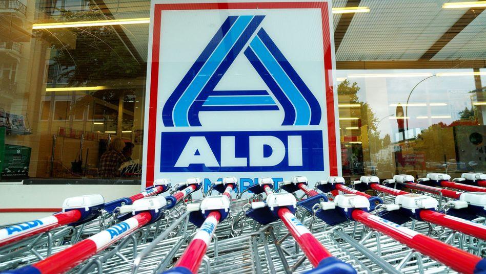 Aldi-Filiale: Die Immobilien sind auch für Versicherer interessant