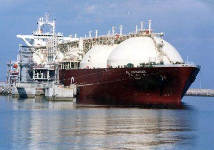 """Flüssiggas-Tanker: """"nur für manche Länder eine Lösung"""""""