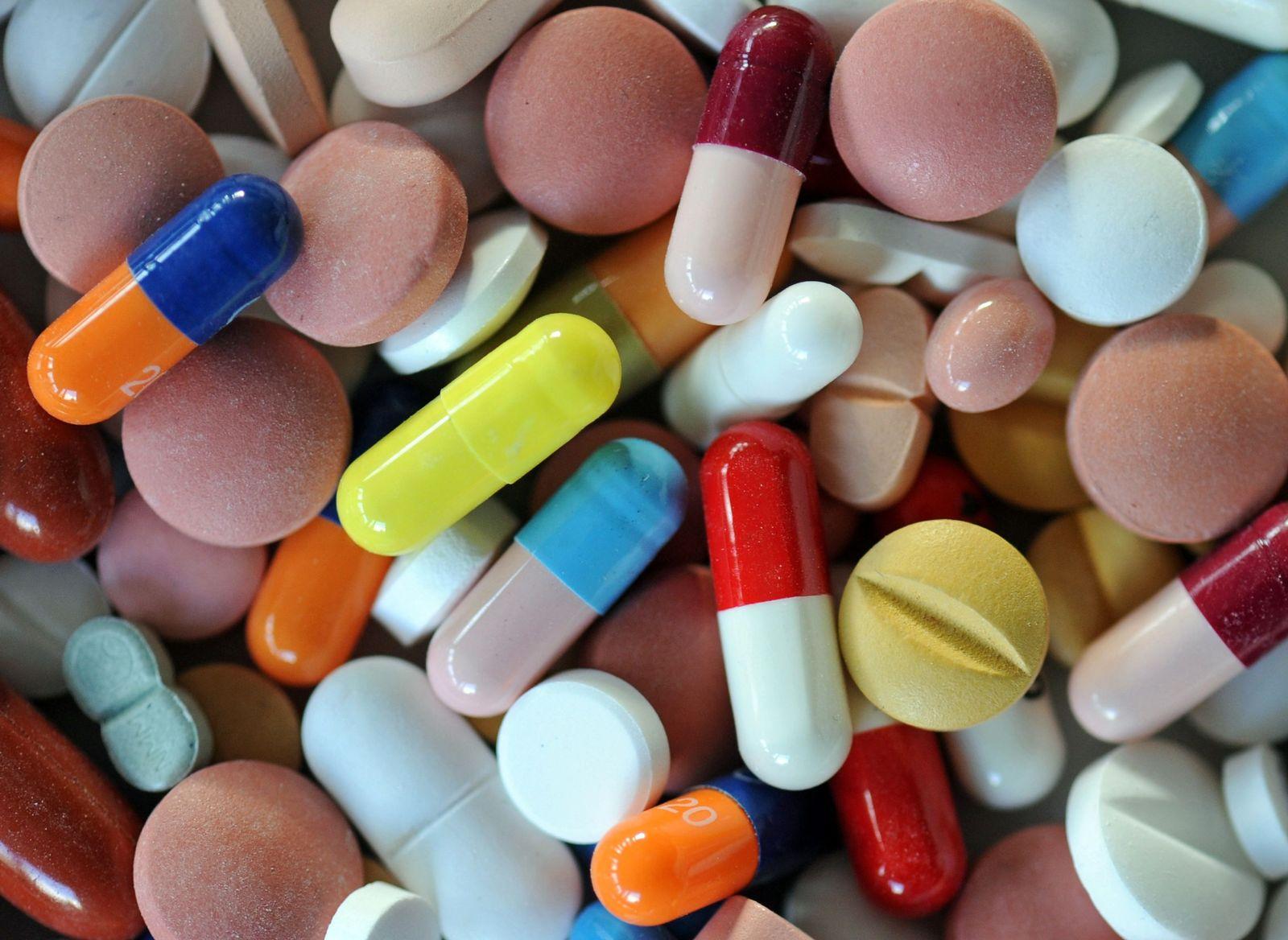 mmo Thema: Medikamente