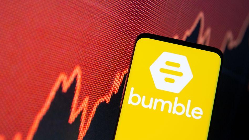 Bumble an der Börse: Anleger finden die Dating-App begehrenswert