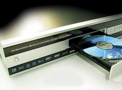 Mit Füllstoff aus dem Web? DVD-Player, der das Videoformat Divx lesen kann