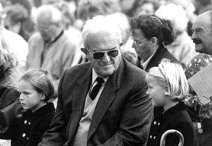 Inkognito: Georg von Waldburg-Zeil im Kreise der Familie