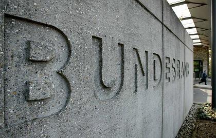 Der Euro ist stabil: Zentrale der Deutschen Bundesbank in Frankfurt