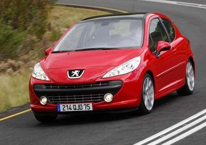 Will 2007 wieder an Fahrt Gewinnen: Der französische Autobauer Peugeot