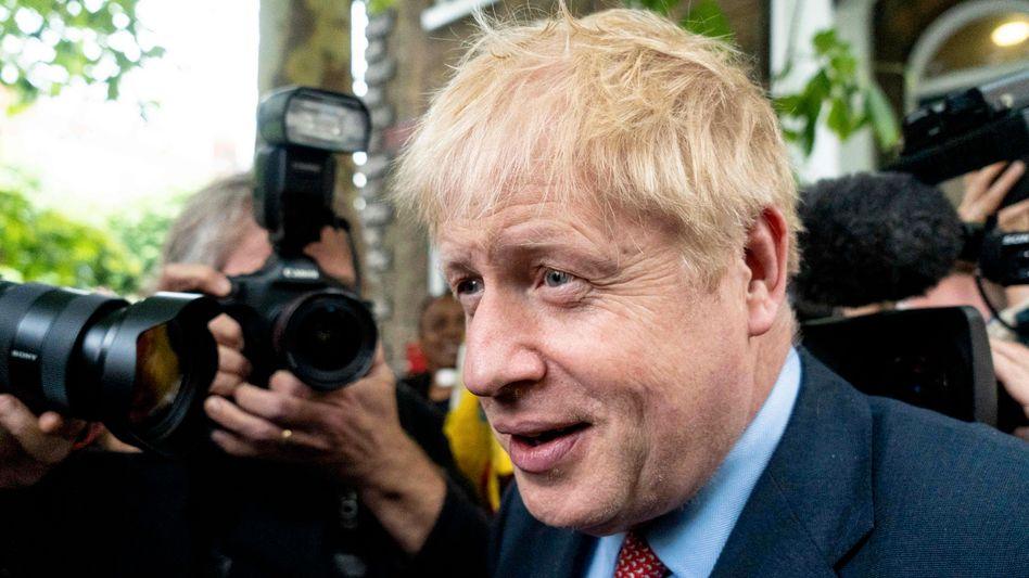 """Boris Johnson: """"Er hat Schwule beleidigt. Er hat muslimische Frauen lächerlich gemacht. (…) Er hat seine Inkompetenz und mangelnde Redlichkeit eindrucksvoll zur Schau gestellt"""""""