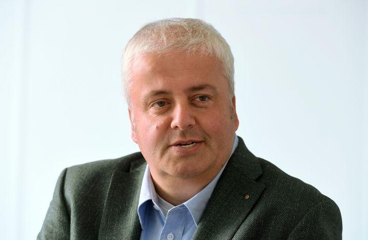 Burkhard Balz will in den Bundesbank-Vorstand.