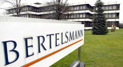 Haushaltssperre in Gütersloh: Die Bertelsmann-Zentrale