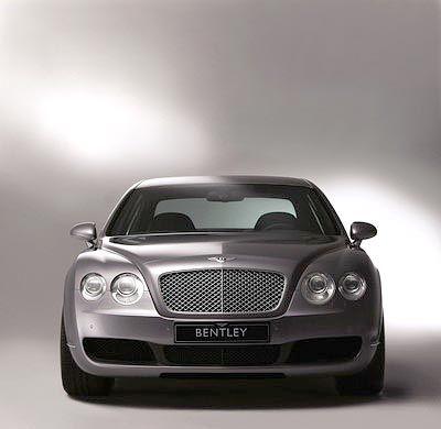 Über ihm höchstens noch Legenden: Bentley Continental Flying Spur