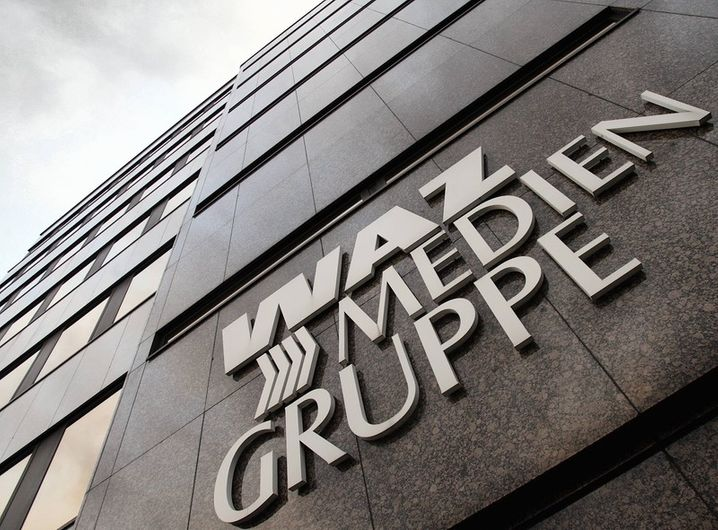 WAZ-Gruppe: Übernahmepoker geht in die letzte Runde