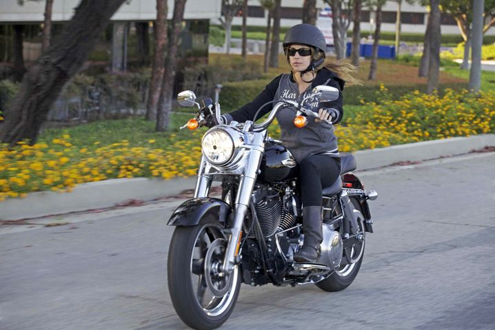 Hubraum satt: Der neue Tourer Switchback von Harley-Davidson fährt als einziges Modell der Dyna-Baureihe mit dem 1690 Kubikzentimeter großen Twin Cam 103 Motor. Die übrigen Dynas nutzen den kleineren Twin Cam 96.