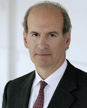 Wächter über Recht und Compliance: Peter Solmssen