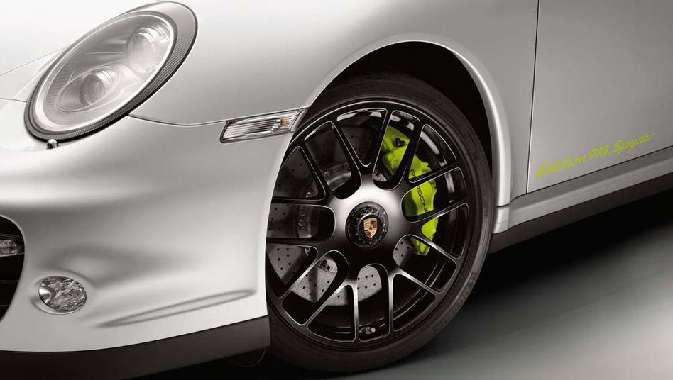 Porsche: Der Juli war im vergangenen Jahr der letzte Monat im Geschäftsjahr