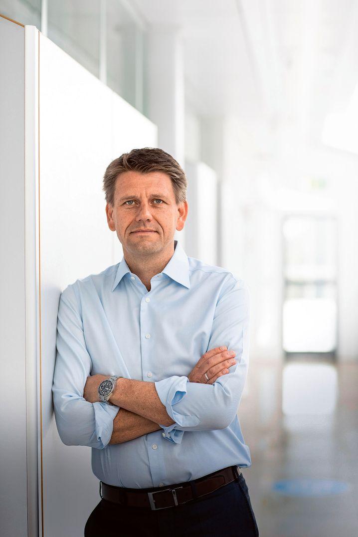 Profiteur der Pandemie: Für TeamViewer-CEO Oliver Steil ist die Corona-Krise eine einzigartige Chance