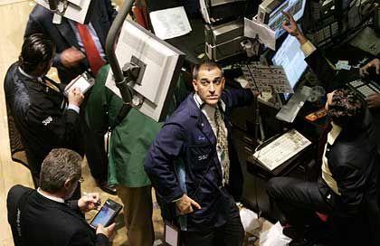 US-Börse: Nach der 17. Zinserhöhung machte die Wall Street einen Satz nach vorn