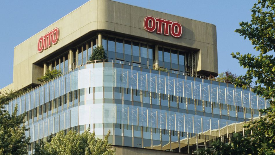 Auf Sanierungskurs: Der Otto-Versand in Hamburg