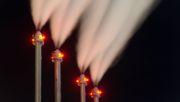 Menschheit bläst erstmals weniger Kohlendioxid in die Luft