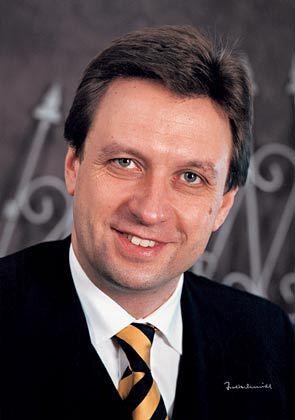 """""""Die Verwaltungsstrukturen der Kassen müssen dringend vereinfacht werden."""" BIG-Chef Frank Neumann"""