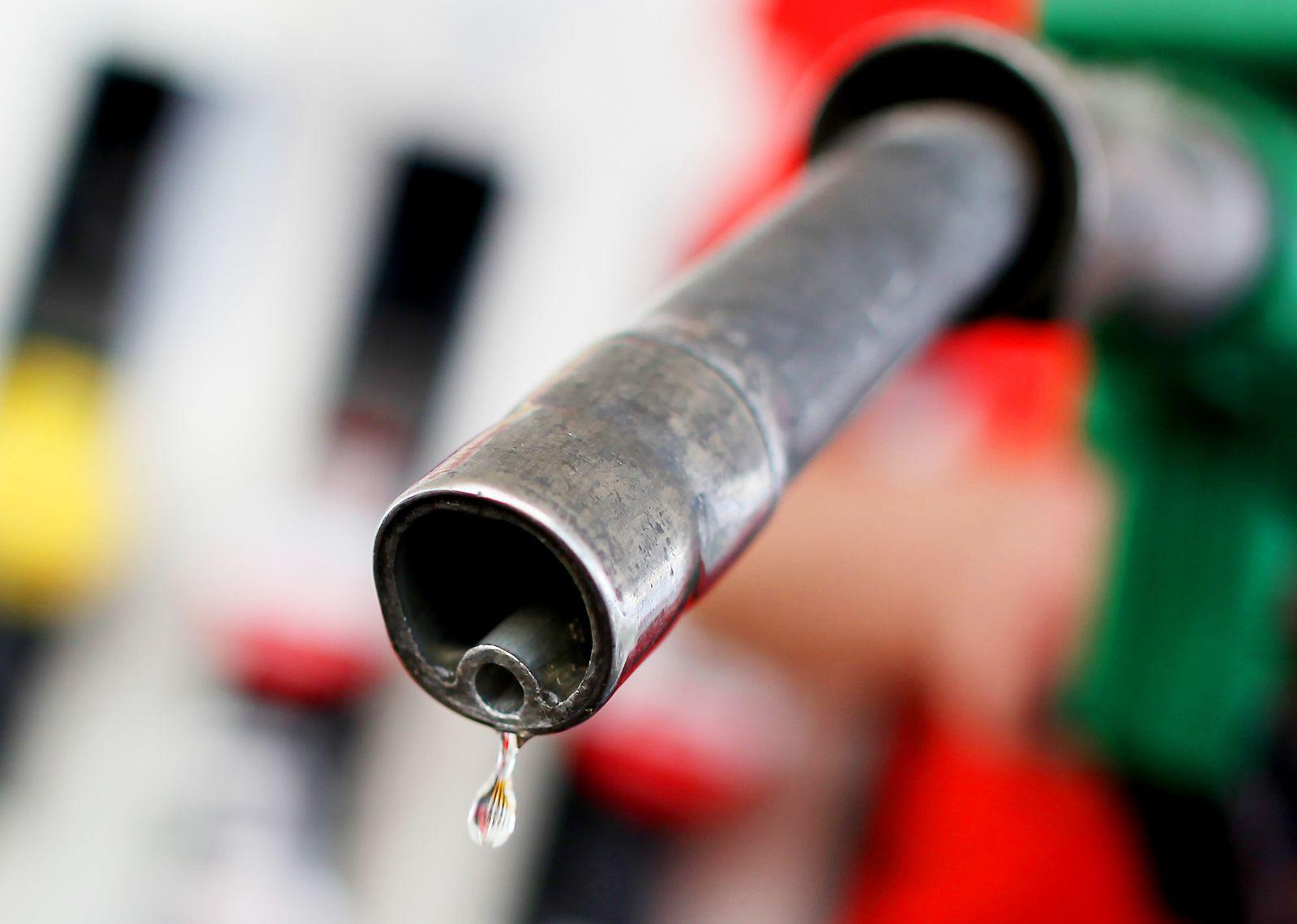 Benzinpreis / Tankstelle / Zapfsäule
