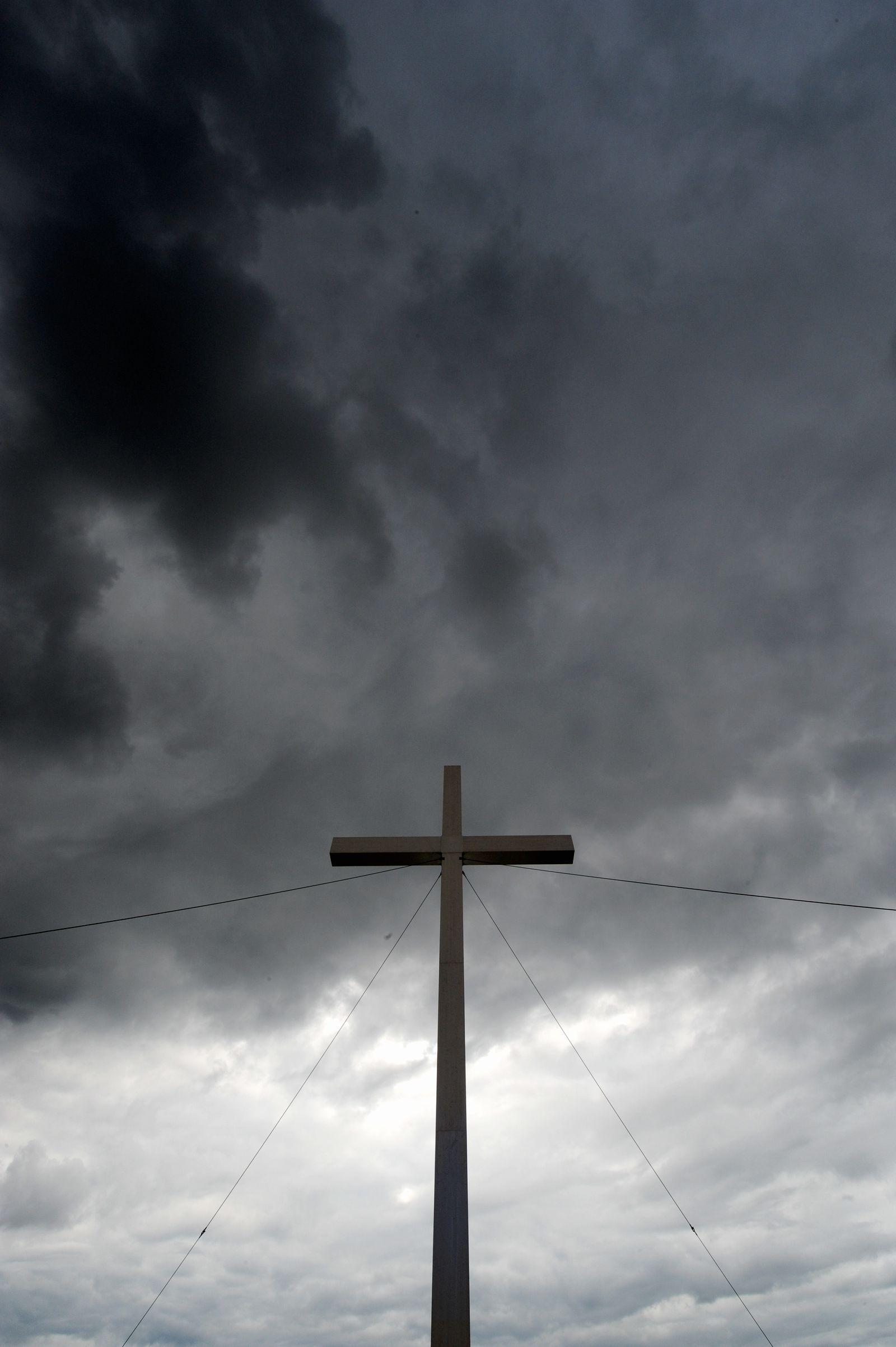 Kreuz der katholischen Kirche