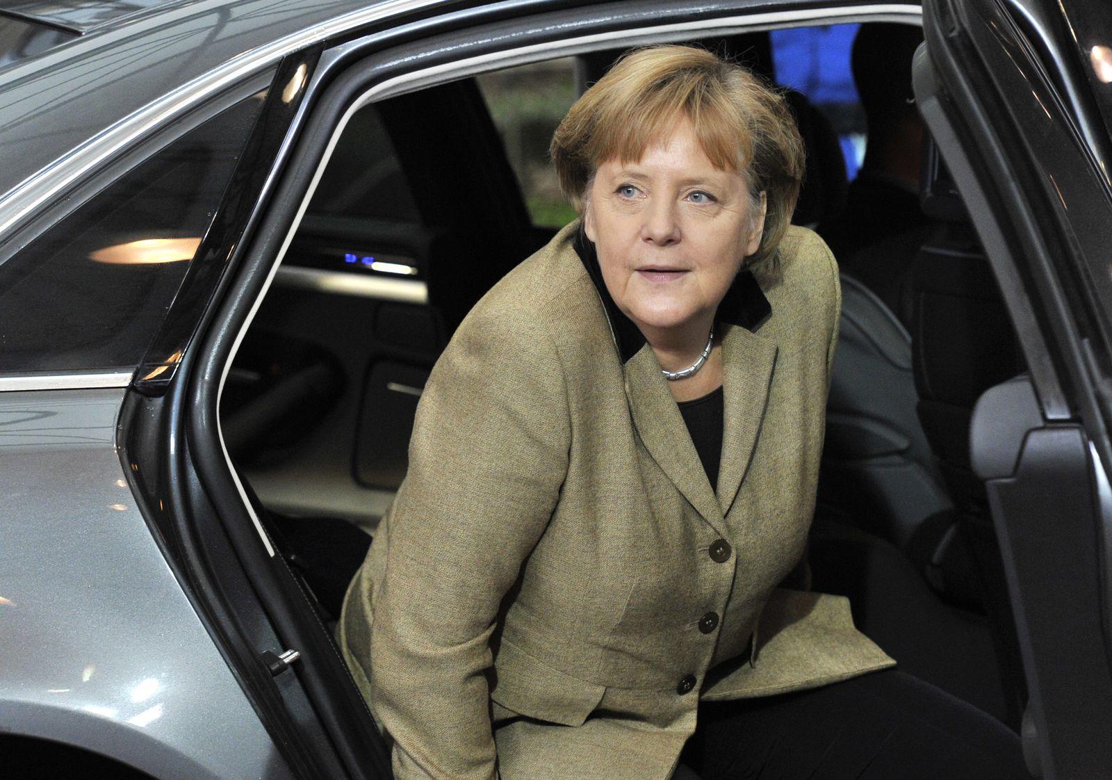 Angela Merkel / Brüssel