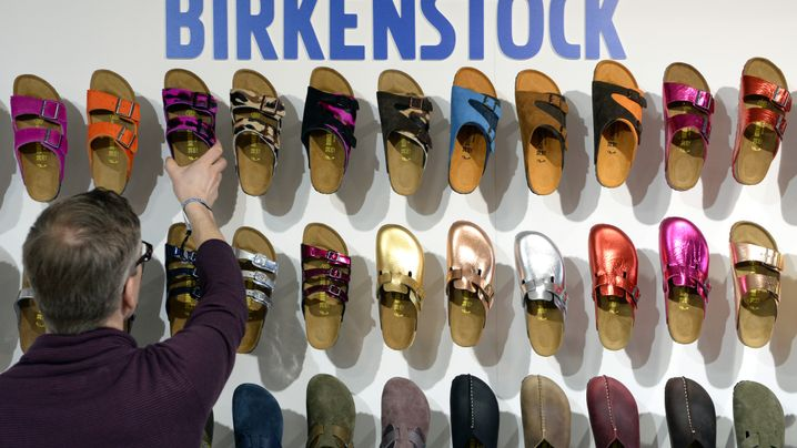 Birkenstock: Aus der Provinz zur Weltmarke