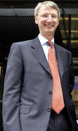 John Rishton: Von British Airways zu Ahold