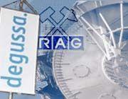 Aufbruch nach Asien: Degussa/RAG startet Joint Venture