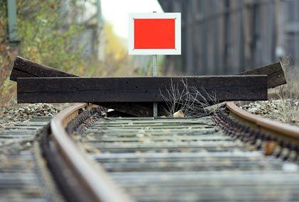 Stillstand heute vor allem im Osten: Lokführer legen hunderte Güterzüge still