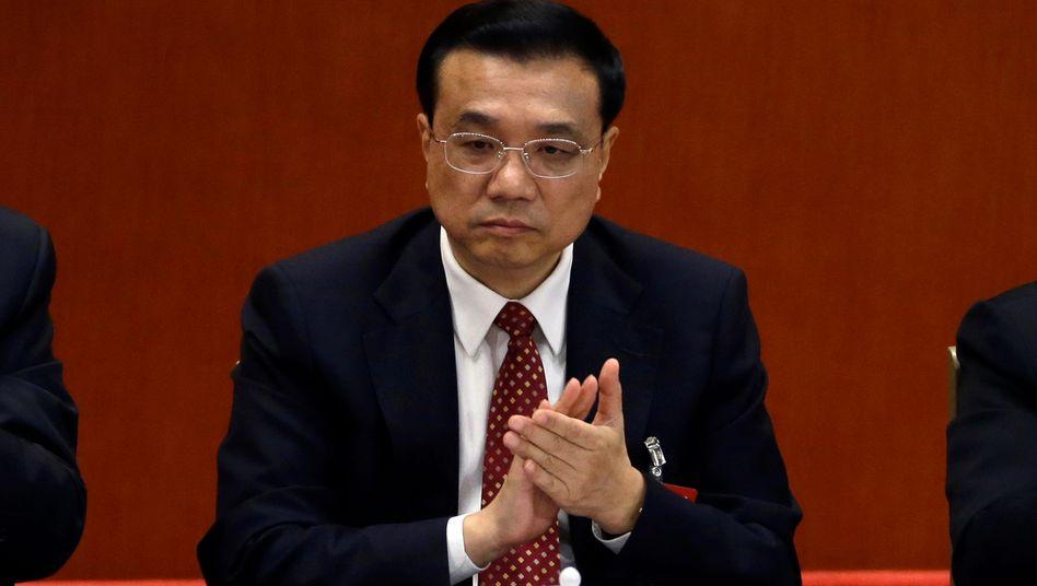 Chinas Premier Li Keqiang lässt den Rechnungshof die Schuldenmacherei regionaler Regierungen überprüfen